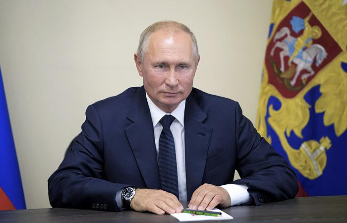 Путин определил национальные цели развития России до 2030 года