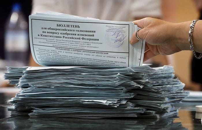ЦИК поручил проверить 23 тыс. избирателей на предмет повторного голосования по Конституции
