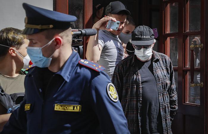 Суд над Ефремовым начнется 29 июля