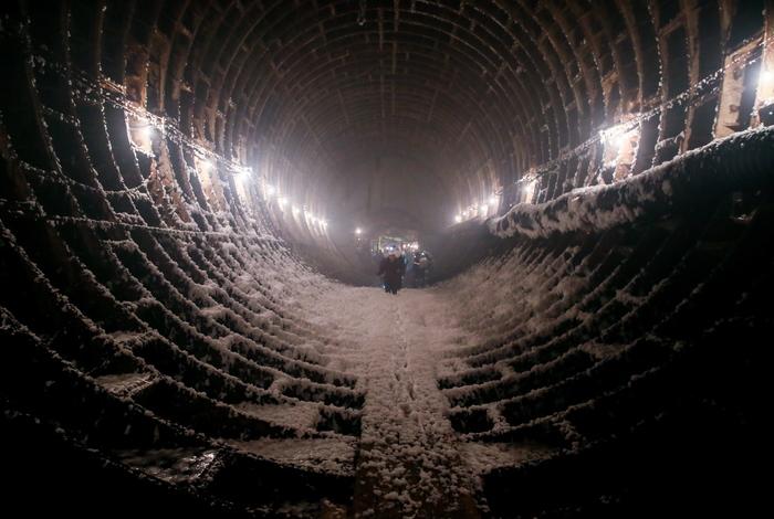 Глубокий тоннель потребуется построить в центре Москвы для запуска МЦД-5