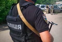 В Полтаве мужчина с гранатой захватил в заложники начальника угрозыска