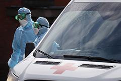 За сутки в России выявлено 5848 заболевших коронавирусом