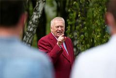 Жириновский пообещал добиваться помилования Фургала