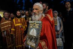 Патриарх лишил сана мятежного схимонаха Сергия