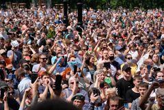Мэрия Хабаровска насчитала 6,5 тыс. человек на акции за Фургала