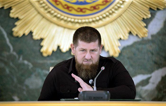 Кадыров заявил, что чеченцев не напугать никакими санкциями