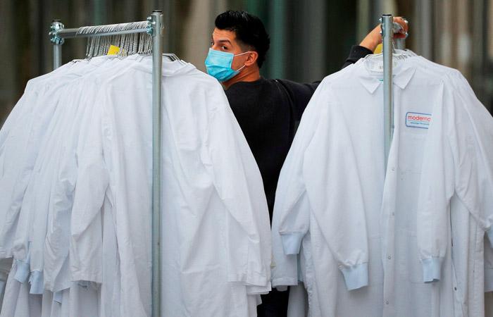 ВСША начинаются массовые тестирования  вакцины откоронавируса налюдях