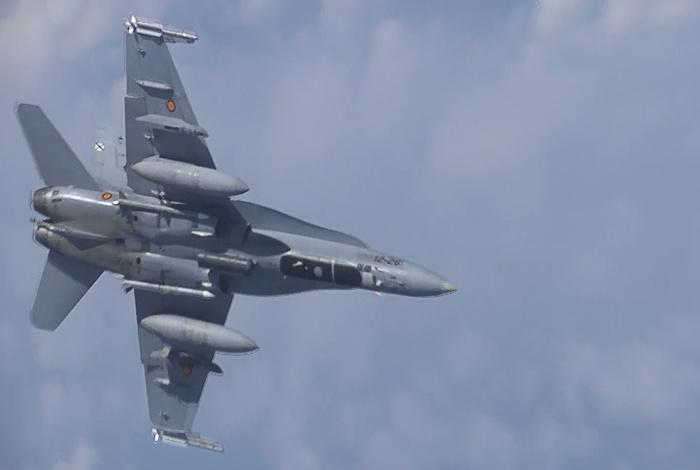 Финская погранслужба начала расследование инцидента с Су-27 из РФ