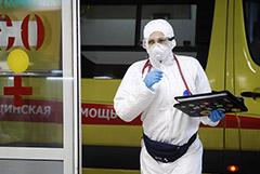 За сутки в России выявлено 5 475 случаев коронавируса