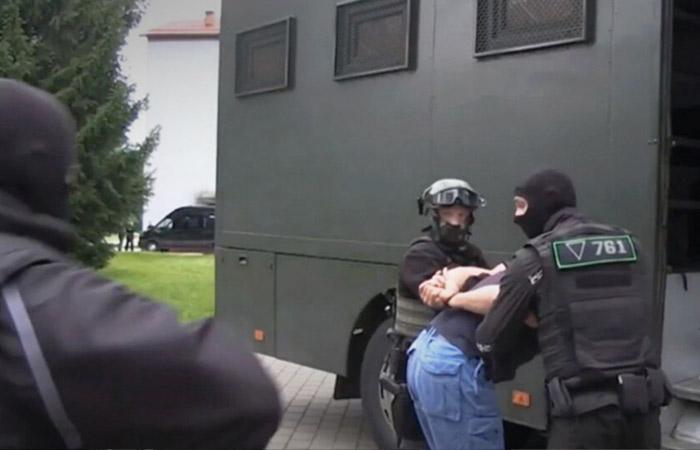 """Задержанных """"вагнеровцев"""" заподозрили в подготовке терактов"""