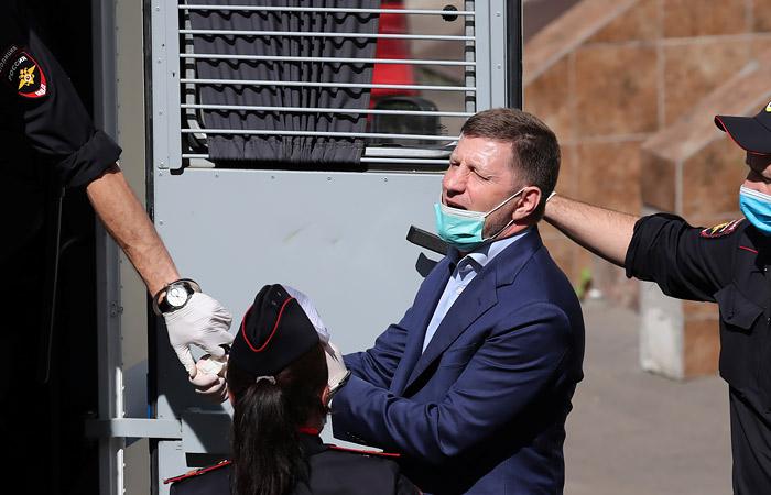 Семья Фургала начала сбор средств на адвокатов