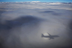 Российский истребитель перехватил самолеты США над Черным морем