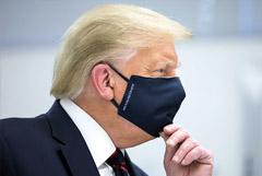 Трамп поднял вопрос переноса президентских выборов в США