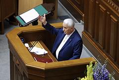 Первый президент Украины Кравчук представит Киев в группе по Донбассу