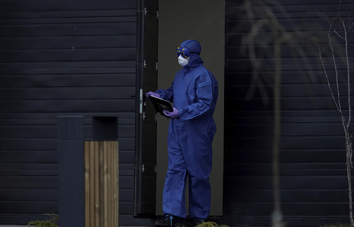 В России коронавирус нашли еще у 5 482 человек