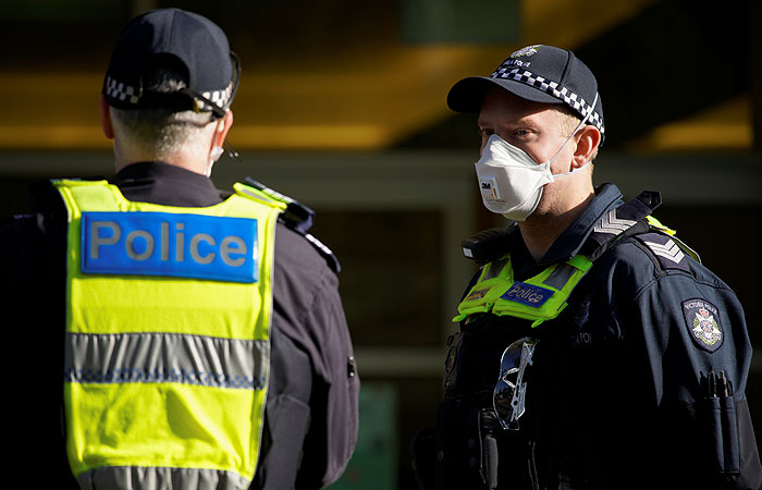 В австралийской Виктории объявили режим бедствия из-за коронавируса