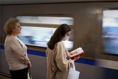 Москвичи оштрафованы на 210 млн руб. за отсутствие масок в транспорте