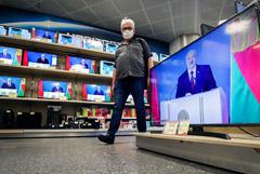 """Лукашенко заявил об отправке россиян в Белоруссию с командой """"ждать"""""""