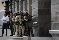 """""""Киевский террорист"""" захвачен живым"""