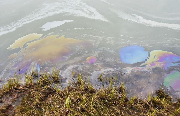 В водоемах в Норильске нашли нефтепродукты через месяц после ЧП на ТЭЦ