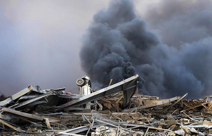 Федерация транспортников рассказала о происхождении селитры в Бейруте