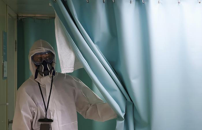 В России коронавирус нашли еще у 5 204 человек