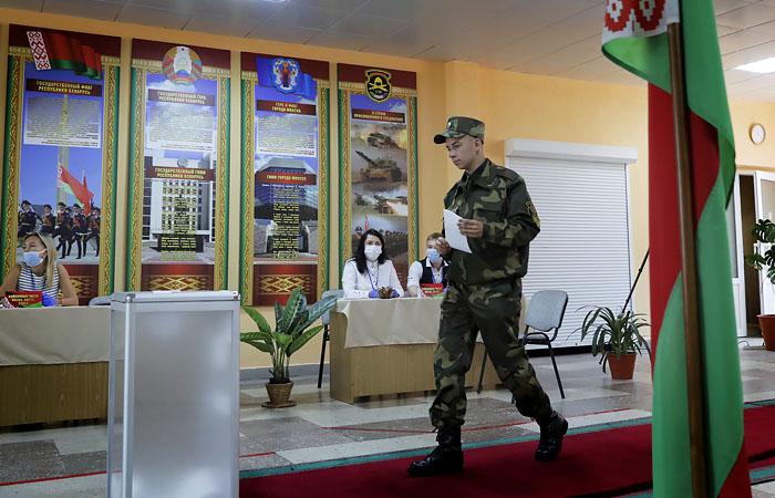 В Белоруссии заметили завышение в 1,5 раза явки на досрочном голосовании