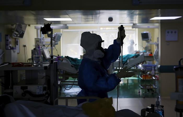 В России коронавирусом заразились еще 5 267 человек