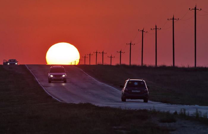 Более 10 тыс. крымчан рискуют лишиться своих машин в ближайшее время