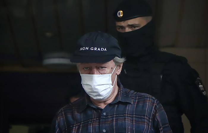 Выступление Ефремова в суде запланировали на 11 августа