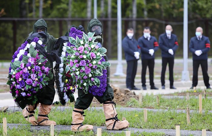 В июне 2020 года в РФ умерло на 25 тыс. человек больше, чем год назад