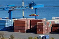 В Одессе сочли безопасным груз 10 тыс. тонн аммиачной селитры в порту