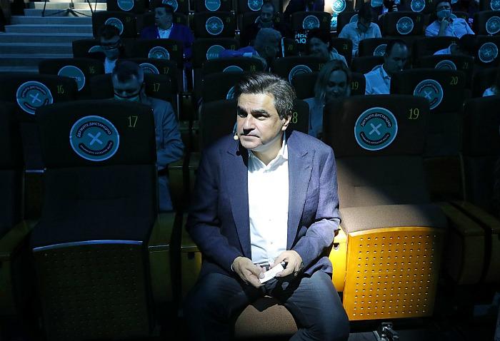 """Владелец Faberlic Нечаев официально возглавил партию """"Новые люди"""""""