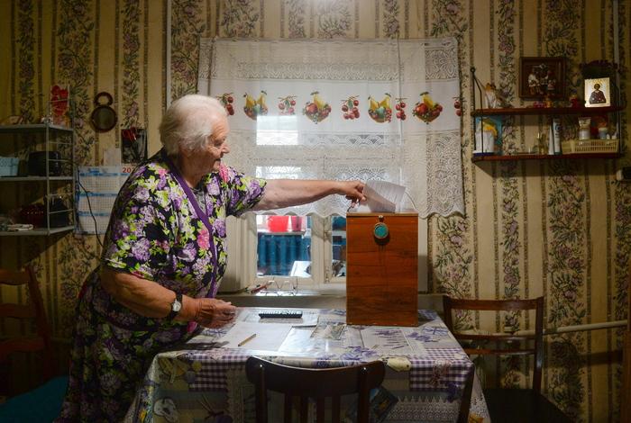 Явка на выборах президента Белоруссии составила 84%