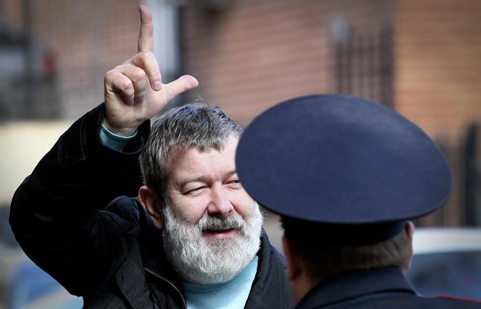 """Основатель """"Артподготовки"""" Мальцев включен в список экстремистов"""