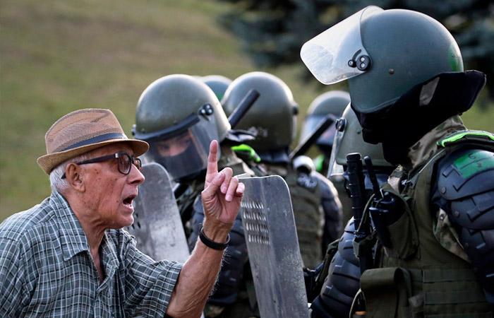В Белоруссии с 9 по 12 августа задержали более 60 журналистов