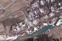 Спутниковые снимки показали повреждения ядерного объекта КНДР