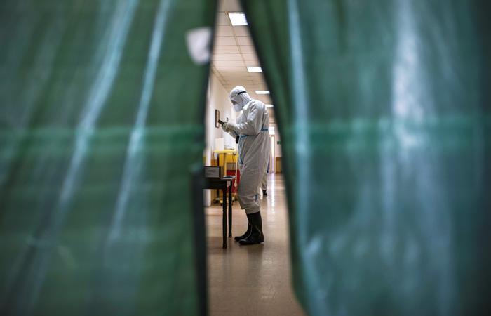В России коронавирус нашли еще у 5 065 человек