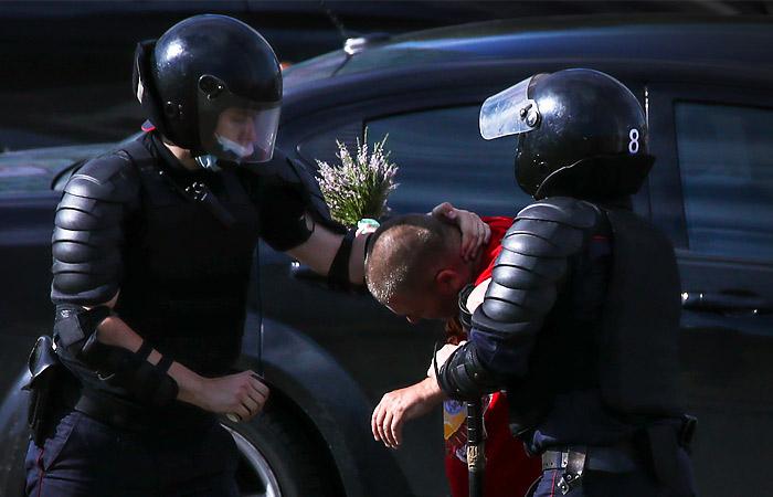 Минздрав Белоруссии заявил о двоих погибших на акциях протеста