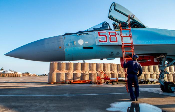 Сирия передаст РФ земли и акваторию для расширения авиабазы Хмеймим