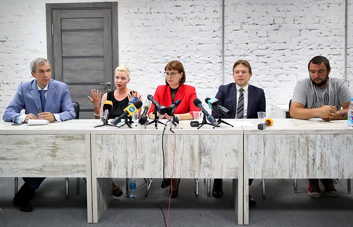 Координационный совет белорусской оппозиции сформировал президиум