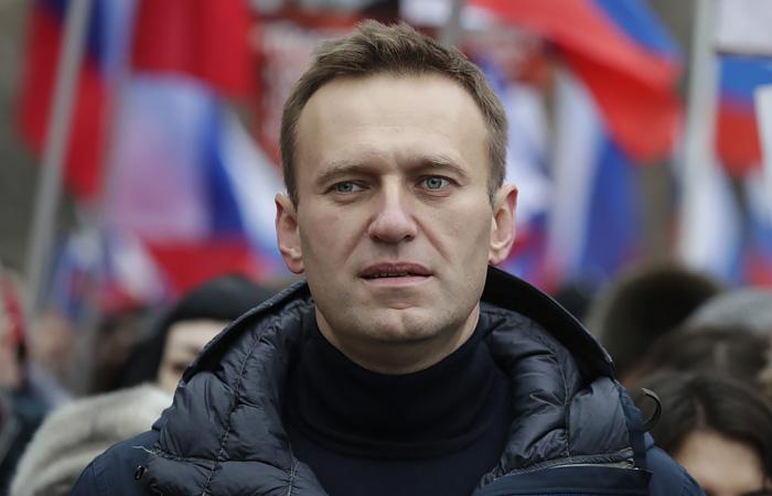 Навальный попал в больницу