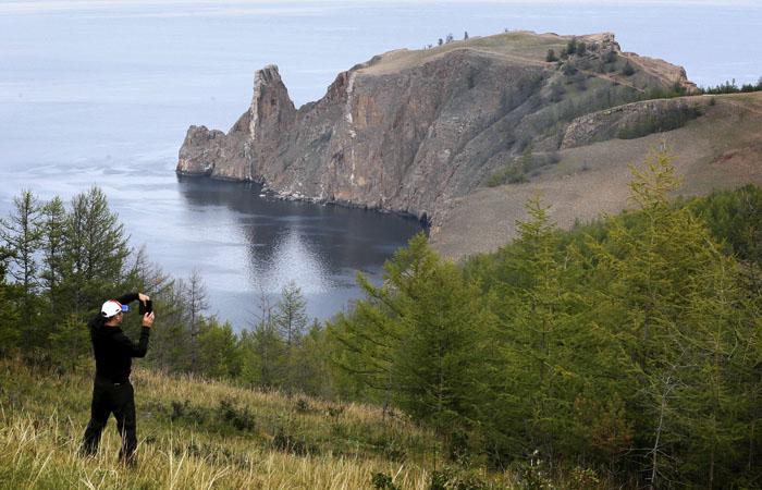 Поверхность Байкала за 75 лет потеплела на 1 градус Цельсия