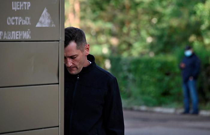 Медики не выявили ядов в анализах Навального