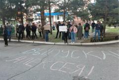 Пикеты сторонников Навального прошли на юге России