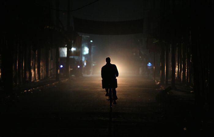 По всей Сирии отключилось электричество после взрыва на газопроводе