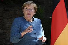 Меркель призвала наказать виновных в отравлении Навального