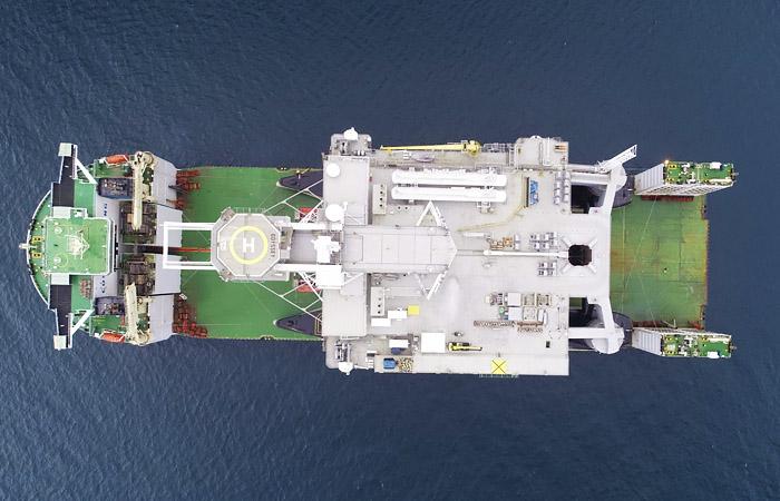 Восстановление пусковой платформы Sea Launch оценили в 35 млрд рублей