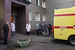 В омской больнице заявили, что в организме Навального не было ингибитора холинестеразы