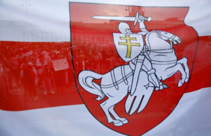 ОМОН разогнал протестующих у Дома правительства в Минске